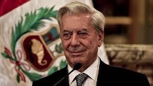 El autor Mario Vargas Llosa