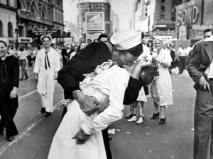 El beso de Robert Doisneau