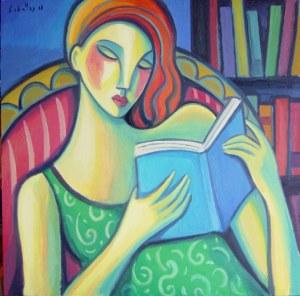 La lectora de Guillermo Martí Caballos