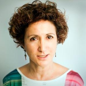 La autora y periodista Ana R. Cañil