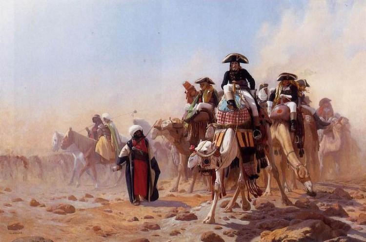 La visita de Napoleón a Egipto y el secreto de la inmortalidad son los temas de este libro de Javier Sierra