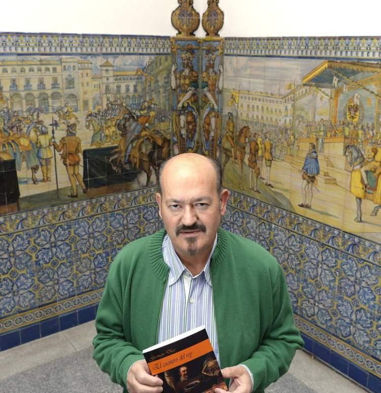 Germán Díez, finalista del II Premio Alexandre Dumas de Novela Histórica por El cocinero del rey