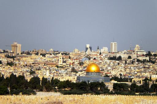 El ambiente de Jerusalén influye en los personales de Mi querido Mijael