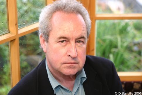 John Banville, ganador del Premio Príncipe de Asturias de las Letras 2014