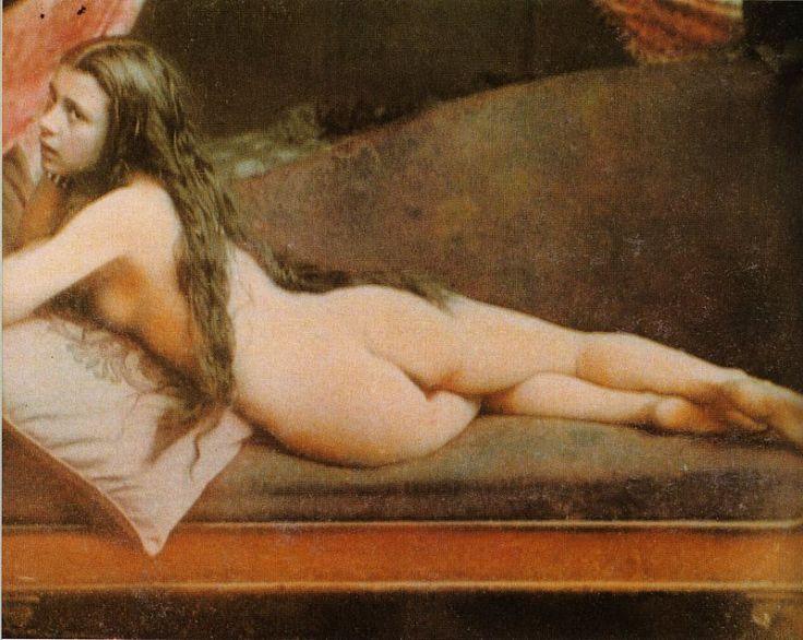 Daguerrotipo de Félix-Jacques Moulin