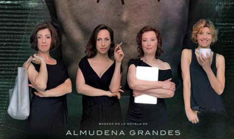 Atlas de geografía humana se estrenó en 2013 en los teatros españoles de la mano de  Luis García Araus
