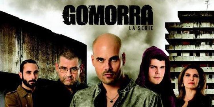 Gomorra dio lugar a una película en 2008 y también a una serie reciente