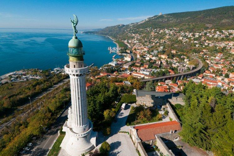Trieste, la ciudad de fondo de Los pasos que nos separan