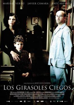 Cartel de la película de José Luis Cuerda de 2008