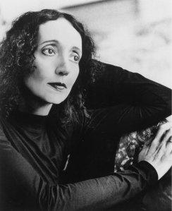 La autora norteamericana Joyce Carol Oates