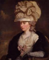 Frances Burney publicó Evelina secretamente en 1778