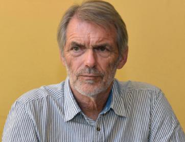 El autor Pascal Buniet