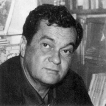 El autor brasileño José Mauro de Vasconcelos