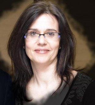 La autora sevillana Elena Marqués