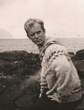 Staffan Mörling atopou nas Ons unha constante fonte de inspiración