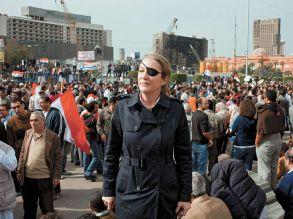 Marie Colvin foi unha xornalista de guerra que morreu no conflito de Siria en 2012