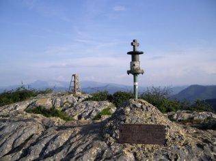 El monte Pagasarri simboliza el encuentro con su padre