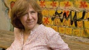 Svetlana Aleksievich, Premio Nobel de Literatura 2015