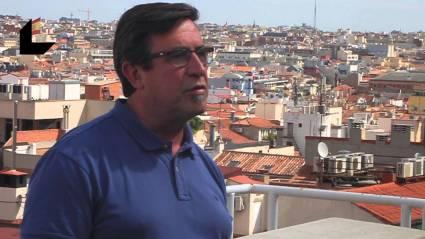 José María Patiño fue corresponsal en París para la Cadena Ser