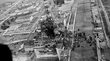 Desastre de Chernóbil