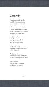 Uno de los poemas del libro de Eric Urias
