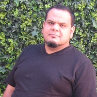 El poeta mexicano Eric Urias