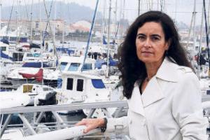 """Fátima Chamadoira es autora de """"Sin el permiso de Dios"""""""