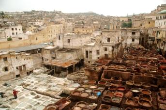 Fez es la ciudad en la que nace Fatema Mernissi