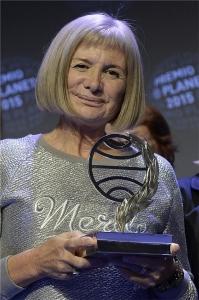 Alicia Giménez Bartlet es la ganadora del Premio Planeta 2015