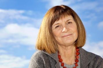 Alicia Giménez Bartlet es autora y creadora de las aventuras de  Petra Delicado