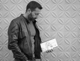 """Miguel Vasserot, autor de """"¿Serías capaz de quedarte por mí?"""""""