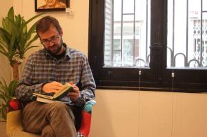 """David Fernández, periodista autor de """"Gürtel, la trama"""""""