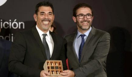 Víctor del Árbol recoge el Premio Nadal 2016