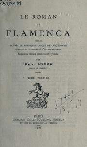 "Tratado ""Roman de Flamenca"""