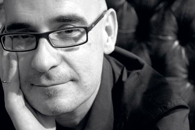 """Francisco Castro, autor de """"Amor é unha palabra coma outra calquera"""""""