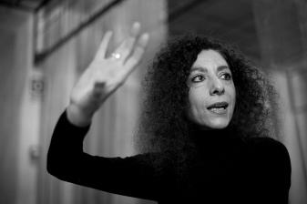 """Leila Guerriero, periodista y autora de """"Frutos extraños"""""""