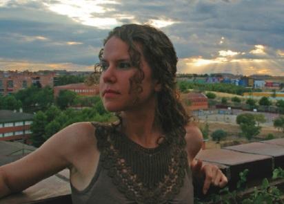 """Marta Gómez Garrido, autora de """"El misterio del hipocampo"""""""