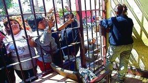 "Penal de Santa Mónica, Perú, sobre el que trata ""Día de visita"""