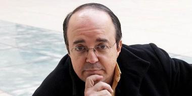 """José Carlos Carmona, autor de """"Sabor a chocolate"""""""