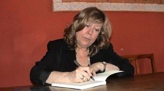 """Teresa Galeote, autora de """"El eco de las palabras"""""""