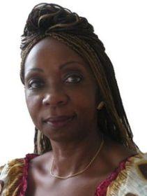 """Fatou Keïta, autora de """"Amanecía"""""""