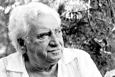"""Jorge Amado, escritor brasileño autor de """"Gabriela, clavo y canela"""""""