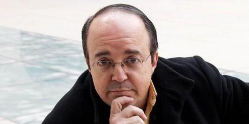 El autor José Carlos Carmona