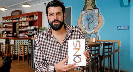 """Carlos Meixide, autor de """"Ons"""""""