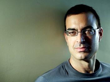 """Pablo Martín Carbajal, autor de """"Tal vez Dakar"""""""