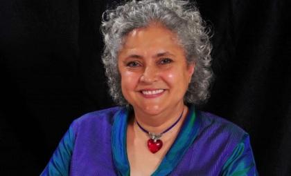 """Laura Esquivel, autora de """"Como agua para chocolate"""""""