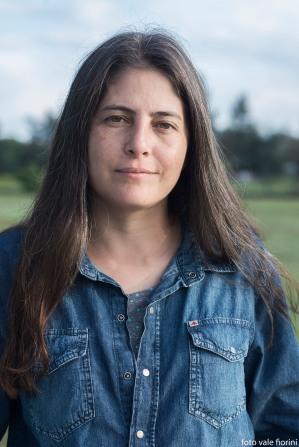 """Selva Almada, autora de """"Chicas muertas"""". Fuente: Vale Fiorini"""