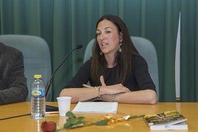 """Desirée Ruiz Pérez, autora de """"Ofelia Descalza"""""""