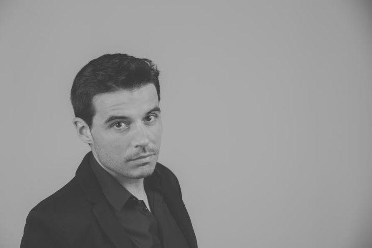 """David de Juan Marcos, autor de """"La mejor de las vidas"""""""