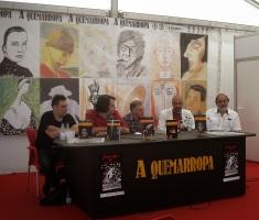M.A.R. Editor durante la Semana Negra de Gijón